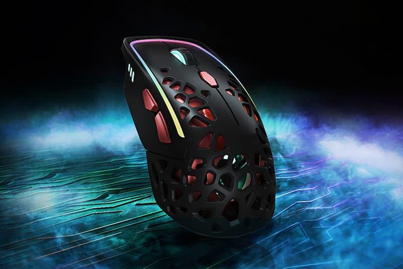 Zephyr Gaming Mouse Release Info Price Buy Kickstarter