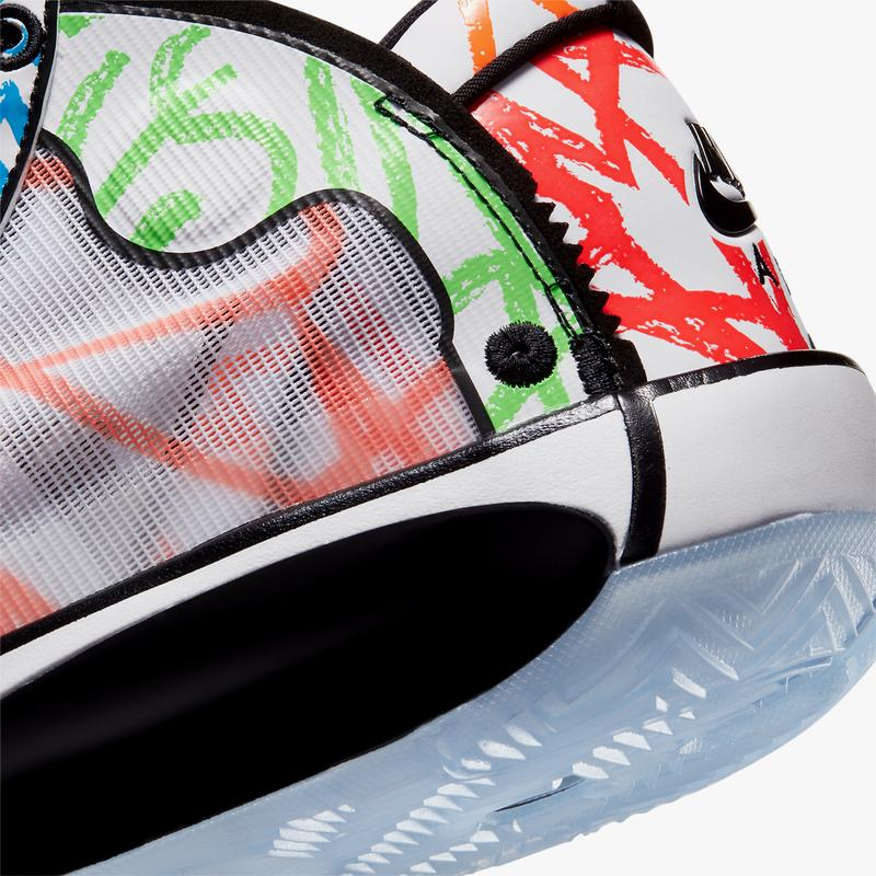 zion williamson air jordan brand 34 noah pe player exclusive edition white black purple red green orange yellow blue DA1897 100 official release date info photos price store list buying guide