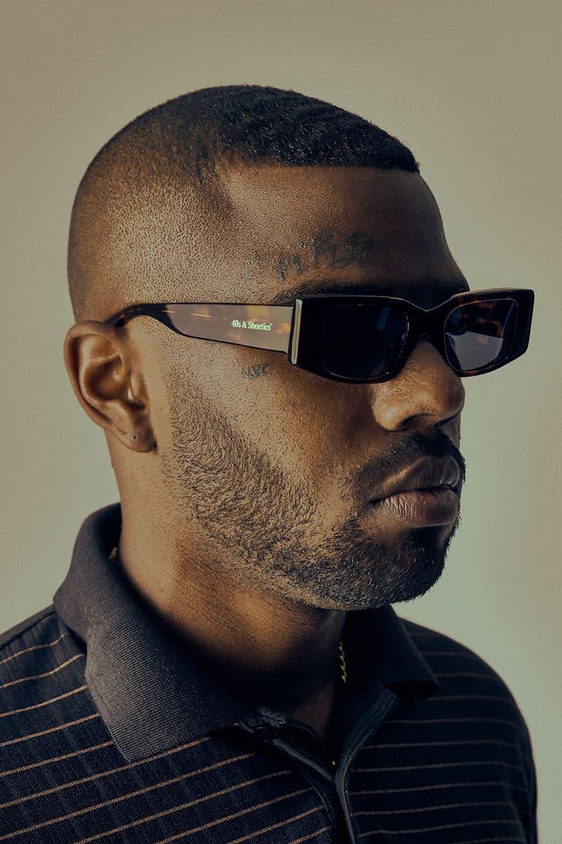 40s & Shorties x AKILA Sunglasses Capsule retro frames eyewear