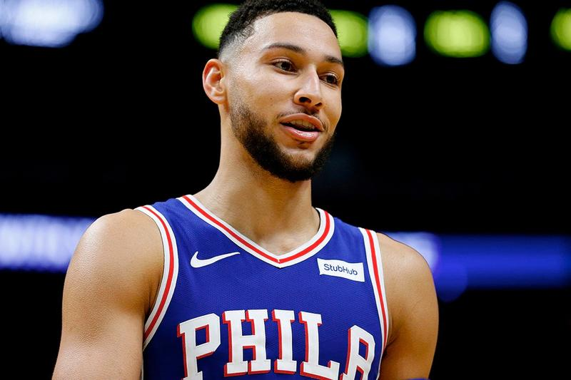 philadelphia 76ers NBA basketball ben simmons faze clan esports gaming investment joined