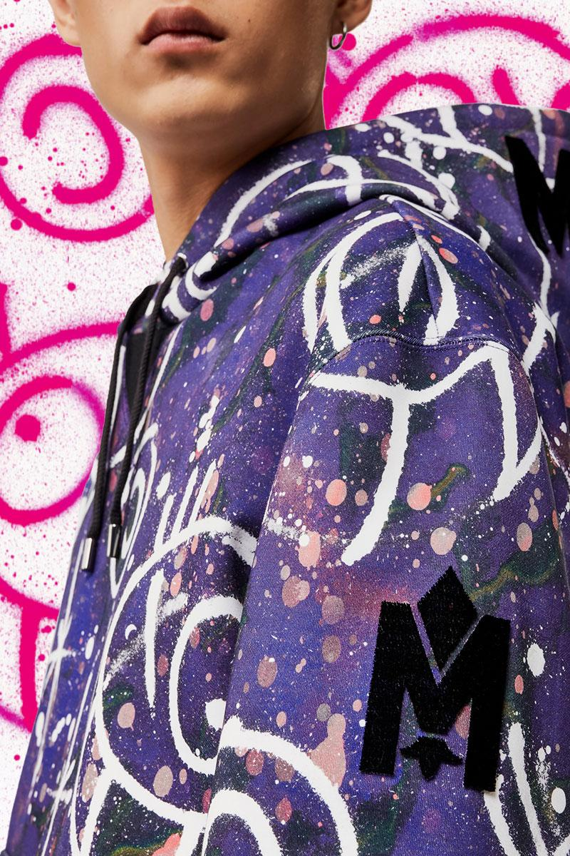 André Saraiva x Mackage Capsule Collaboration collection mr a print pattern artwork release date info buy