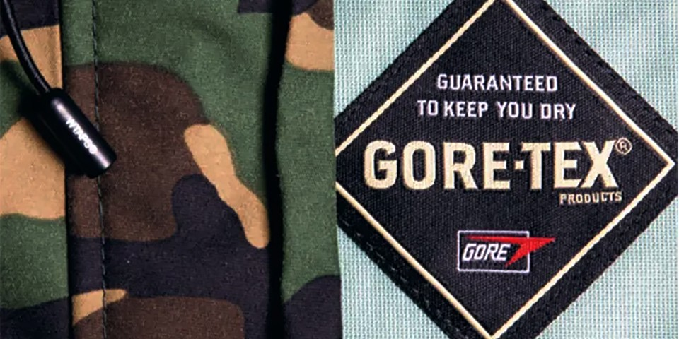 GORE-TEX Is Fashion's Favorite Technical Fabric