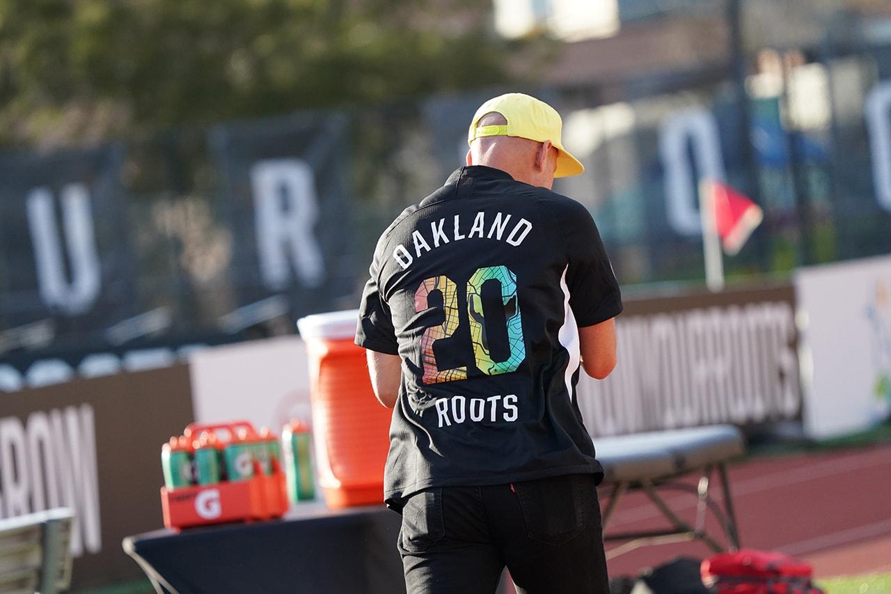Oakland Roots Soccer National Independent Soccer Association NISA Benno Nagel Edreece Arghandiwal The Radicals