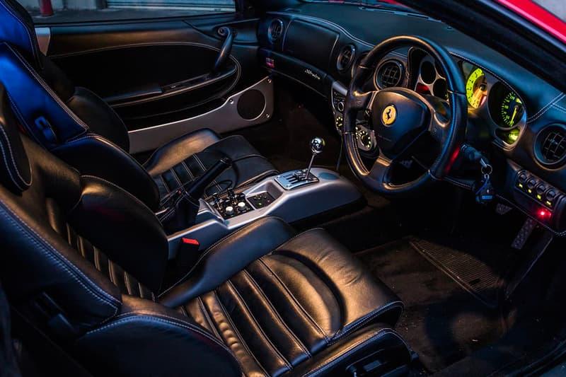 ExoticLimo Ferrari 360 Modena Stretch Limo Sale Melbourne Australia Stretch Limo Supercars