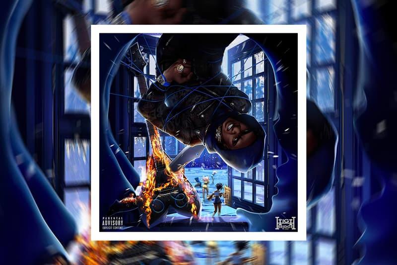 A Boogie Wit Da Hoodie It's Crazy Music Video singles tracks songs hip hop rapper west coast J Anders Urmacher