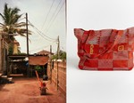 A Kind of Guise Rounds Out Its Ghana Capsule With Kente Beach Bags
