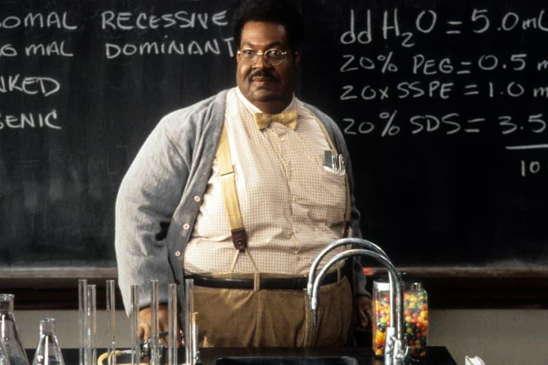 The Nutty Professor Film Reboot News Eddie Murphy movies films