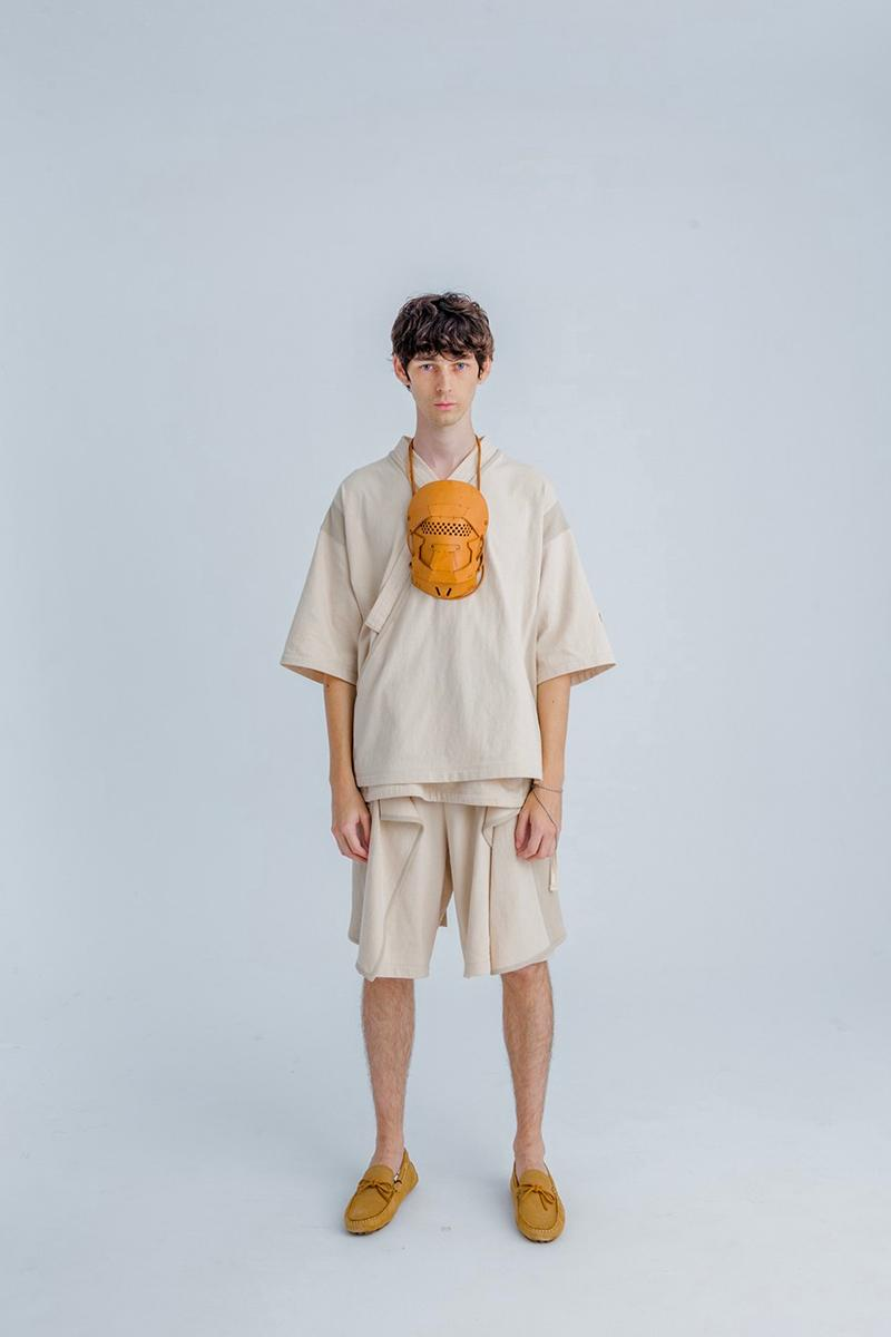 Acrypsis Pre Fall 2020 Lookbook menswear streetwear pf 2020 collection one thousand and one nights masks garments jackets shirts pants