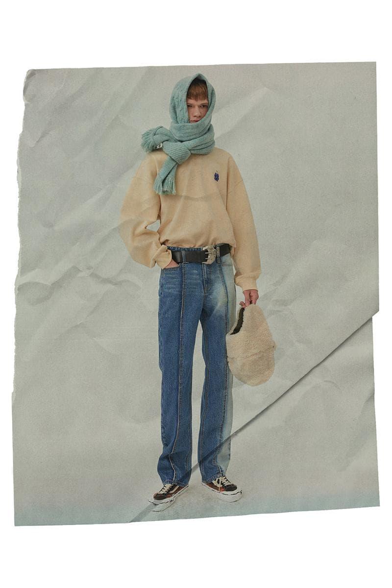 ADER error Fall/Winter 2020 Collection Lookbook fw20 korea menswear womenswear
