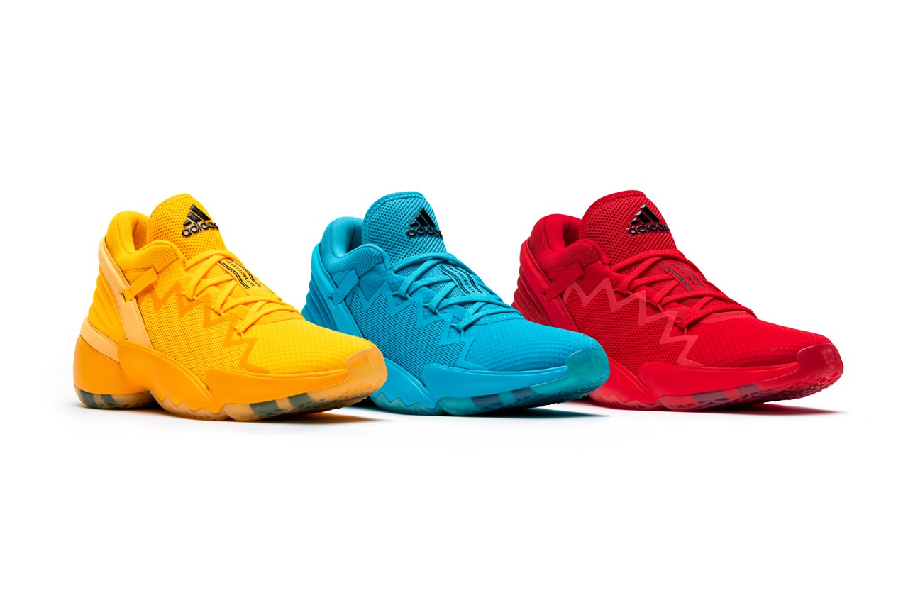 donovan mitchell adidas d o n issue 2 official release date info photos price store list buying guide