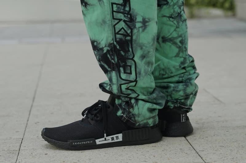"adidas Originals ""Tokyo Pack"" Stan Smith Superstar NMD R1 Boost Classic Shell Toe Tennis Sneaker Footwear Drop Date Release Information White I Heart Tokyo Love Three Stripes Primeknit"