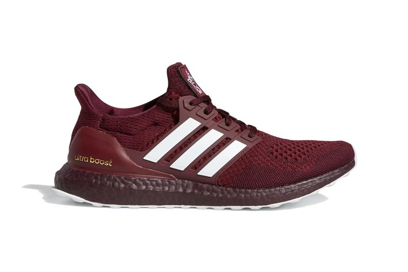 adidas ultraboost ncaa college pack pe player edition university of indiana hoosiers louisville cardinals washington huskies miami hurricanes arizona state sun devils nebraska cornhuskers kansas jayhawks texas a and m aggies official release date info photos price store list buying guide