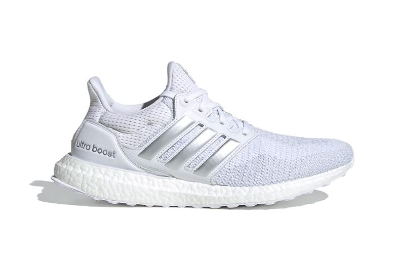 adidas ultraboost dna cloud white metallic silver core black boost FW8692 official release date info photos price store list buying guide