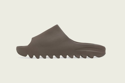 """adidas YEEZY SLIDE """"Core"""" and """"Soot"""" Are Finally Dropping"""