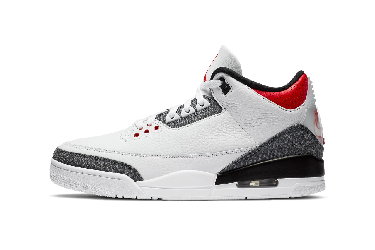 air jordan brand co jp 3 denim CZ6433 100 official release date info photos price store list buying guide