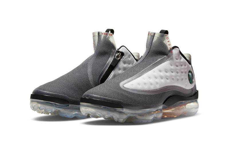 air jordan brand reign ash white black red 13 vapormax CD2601 006 official release date info photos price store list buying guide