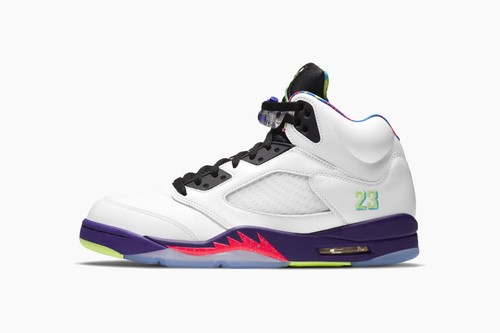 "Air Jordan 5 ""Alternate Bel-Air""/""Ghost Green"""