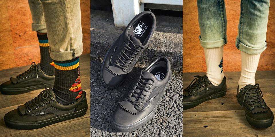 Alexander Lee Chang Remakes Vans Era as Mountain-Ready Trek Sneaker