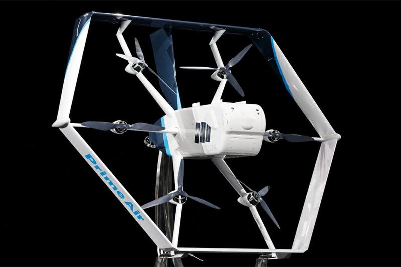 amazon prime air drone delivery service united states of america us trails faa approved air carrier