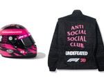 Anti Social Social Club and UNDEFEATED Rev up Formula 1 Capsule Collab