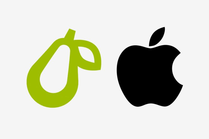 Apple Prepare Logo Trademark Dispute Info tech giant company meal prep lanham act diluting services products app store applications