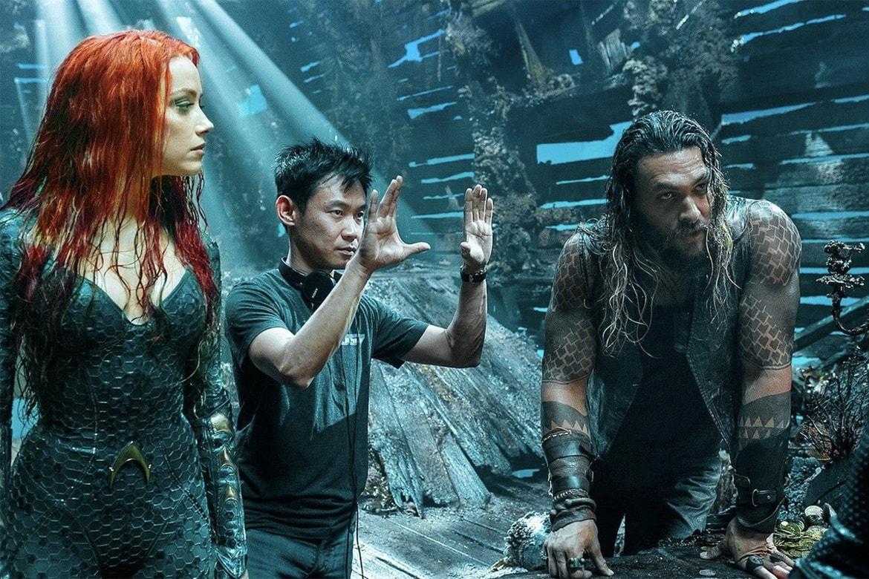 Aquaman 2' Director James Wan DC FanDome Talk | HYPEBEAST