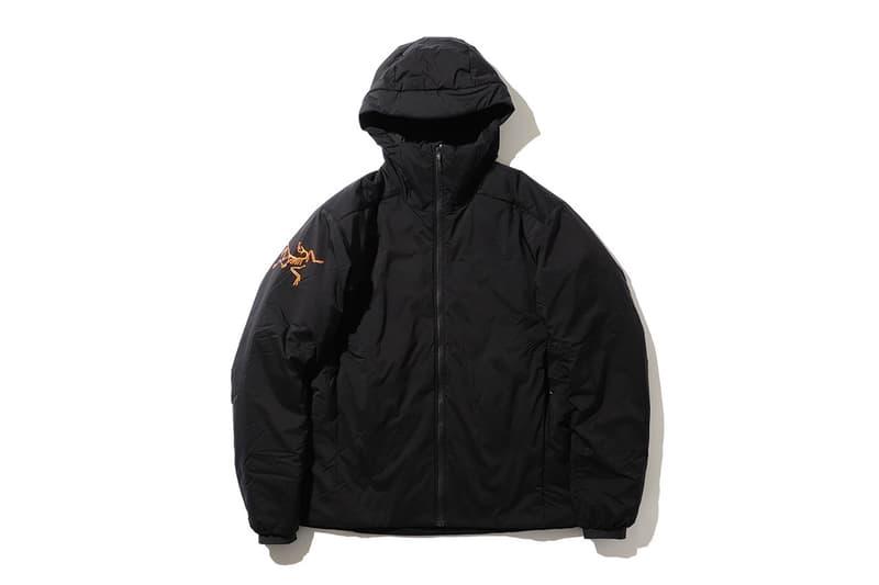 BEAMS Arc Teryx 2020 Capsule menswear streetwear fall winter 2020 collection outdoor hi tech technical weatherproof nylon trek