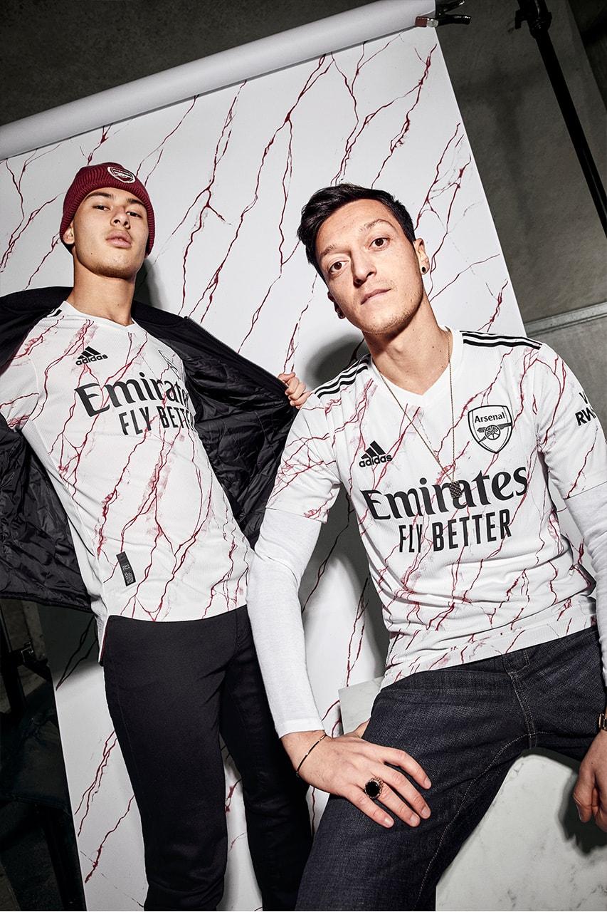 Arsenal Unveils Latest Adidas Away Kit 2020 21 Hypebeast