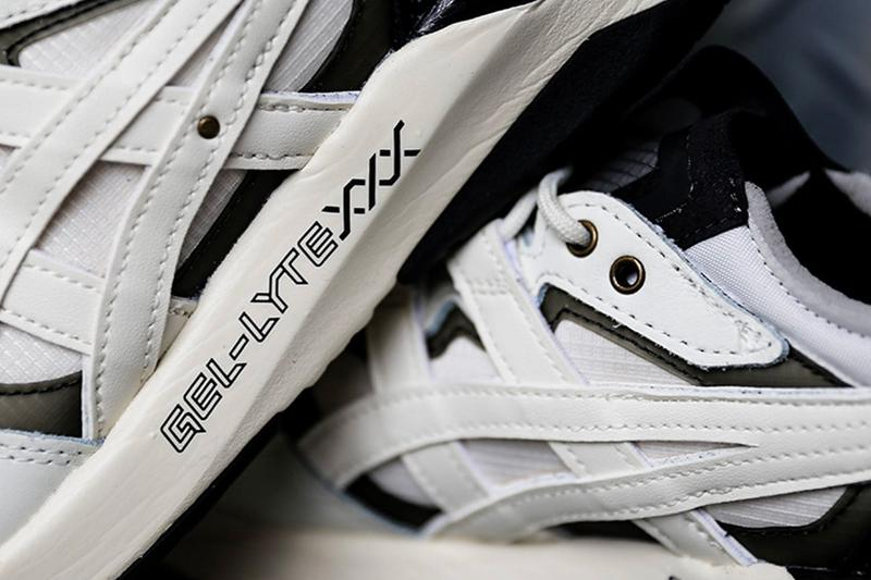 asics GEL Lyte 3 OG Cream Karakuri Pack 1191a365 100 1021a491 100 release menswear streetwear shoes sneakers trainers runners kicks footwear