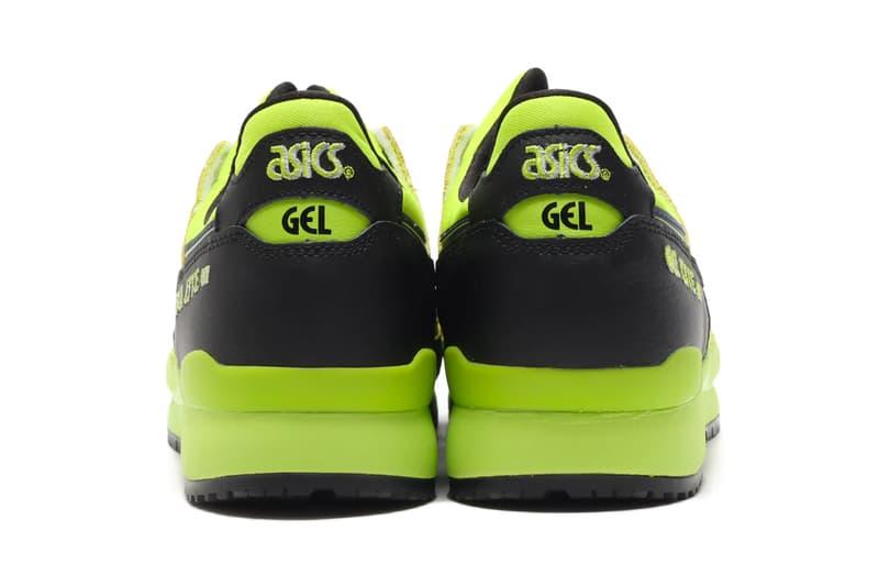 1201a052-400 1201a052-300 asics GEL-LYTE III OG LIMZT/LIMZ AQRI/SCO 20FW-I Release sneakers kicks footwear trainers