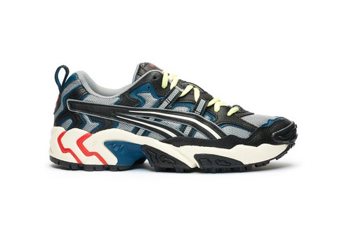 "ASICS Drops GEL-Nandi OG in Familiar ""Sheet Rock"" Colorway"