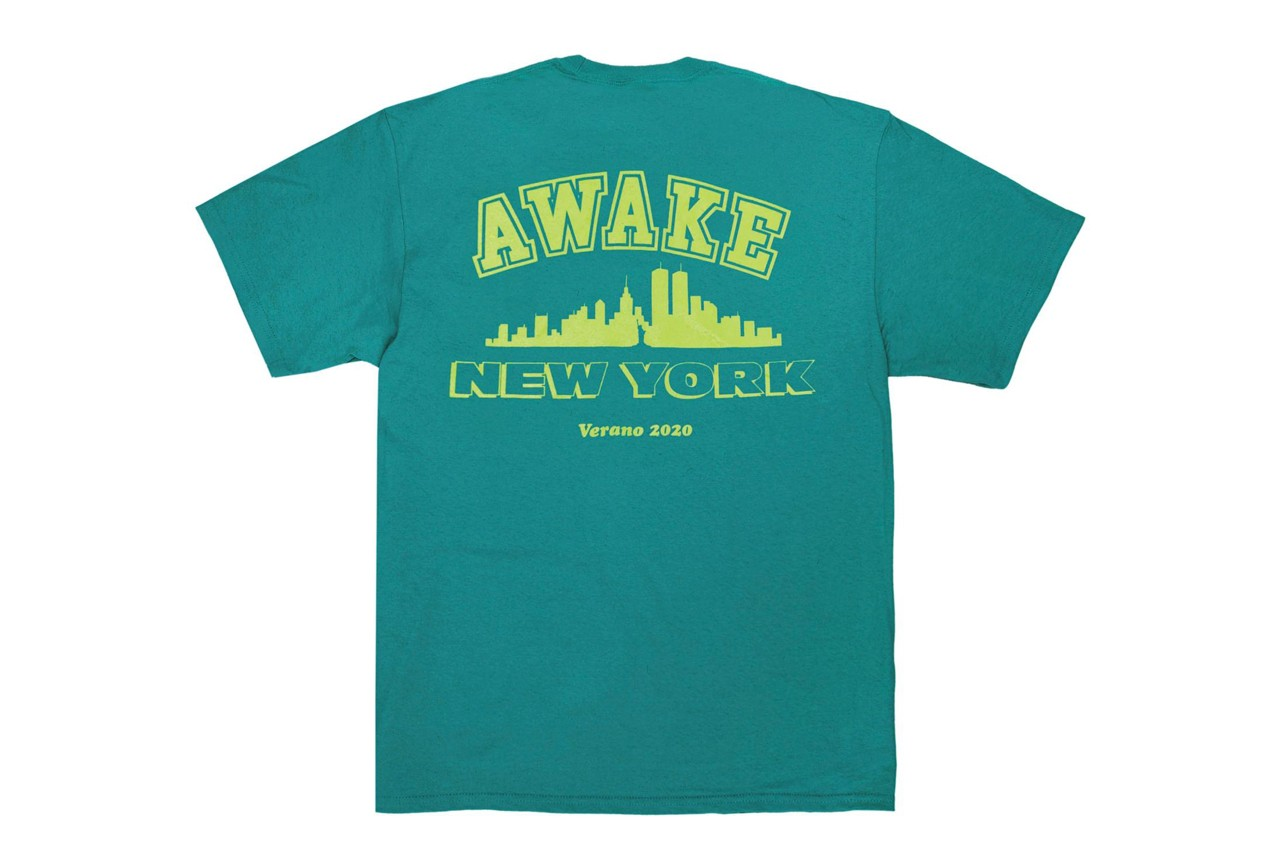 awake ny new york angelo baque summer 2020 re up tee t shirt collection nelson mandela president vapors official release date info photos price store list buying guide