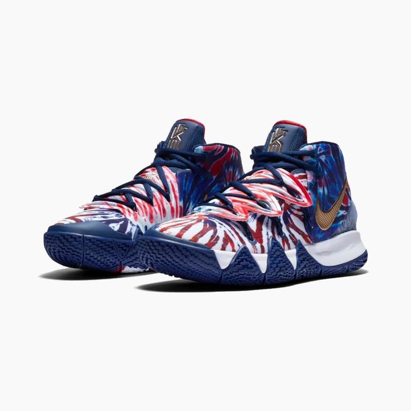 """Nike Kyrie S2 Hybrid """"What The USA"""" Release 2020 Release 2020 Where to Buy"""