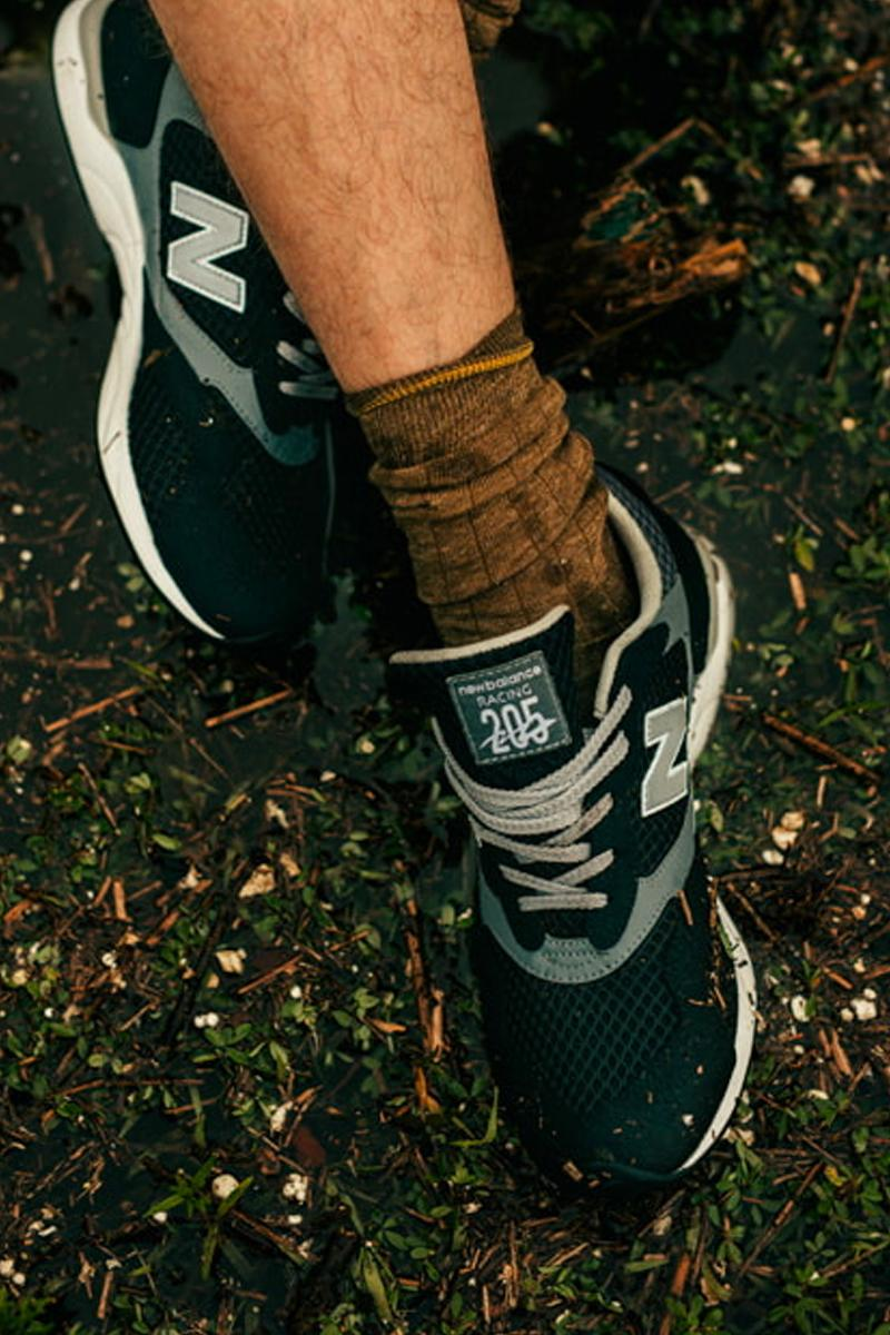 BEAMS New Balance RC205 menswear streetwear spring summer 2020 collection ss20 footwear shoes sneakers runners trainers kicks