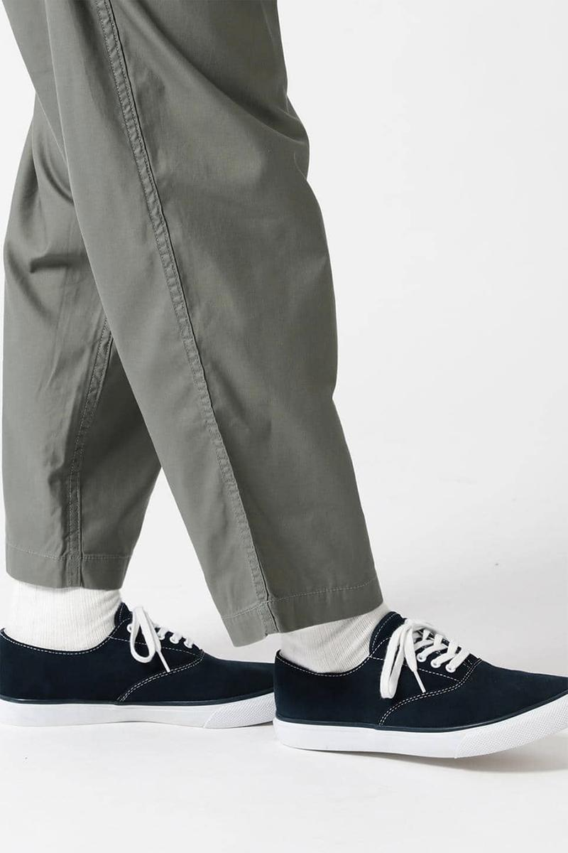 BEAMS plus sperry top sider cvo navy ecru release details buy cop purchase information japan suede canvas