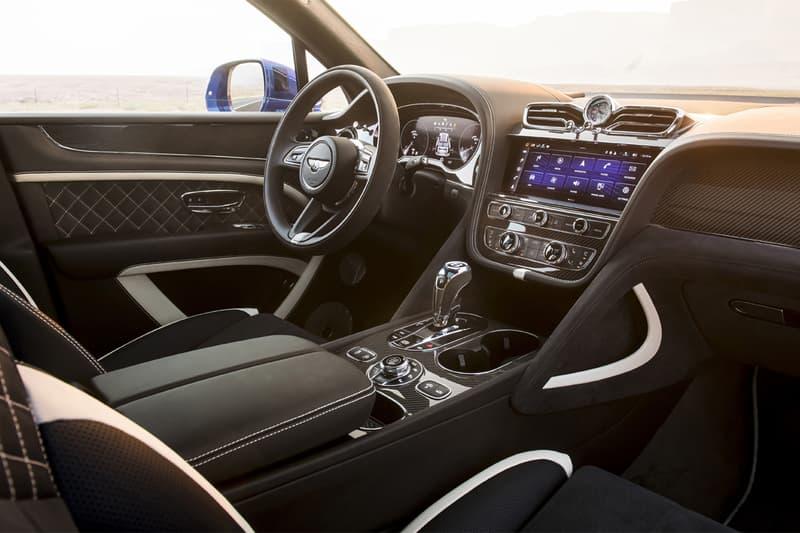 2021 bentley bentayga luxury cars suv 190 mph horsepower speed w12 engine