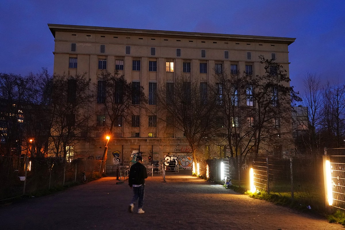 Berlin's Infamous Nightclub Berghain Is Becoming An Art Gallery