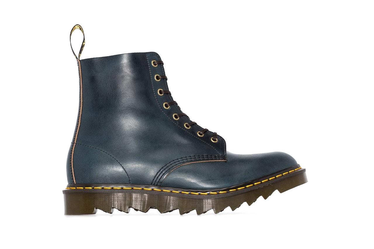 best leather boots for men 2020 bottega Veneta arket Versace acne studios rick owens loro piana diemme dr martens