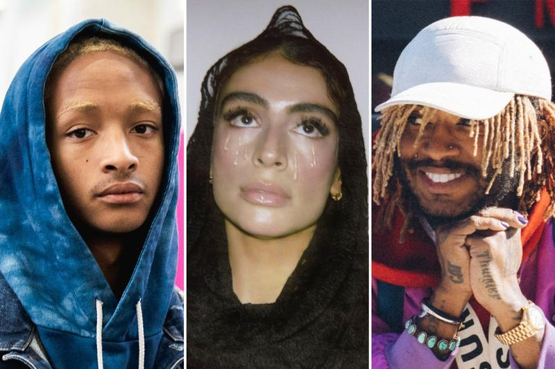 HYPEBEAST Best New Tracks Jaden Thundercat Disclosure Sevdaliza Beyonce Tame Impala Kevin Parker Conway The Machine Black Thought Pusha T FKA Twigs Rich Brian Jaden Smith Cool Tapes V3