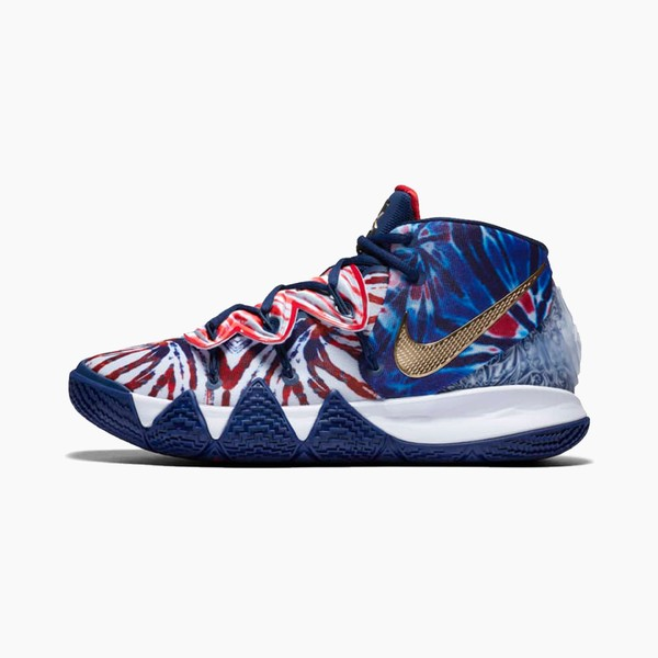 "Nike Kyrie S2 Hybrid ""What The USA"" Release"
