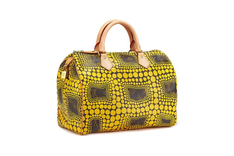 Bonhams Luxury Rare Vintage Bag Auction Online Louis Vuitton Chanel Yayoi Kusama Takashi Murakami '90s Asia Exclusives Luxe Accessories Handbags