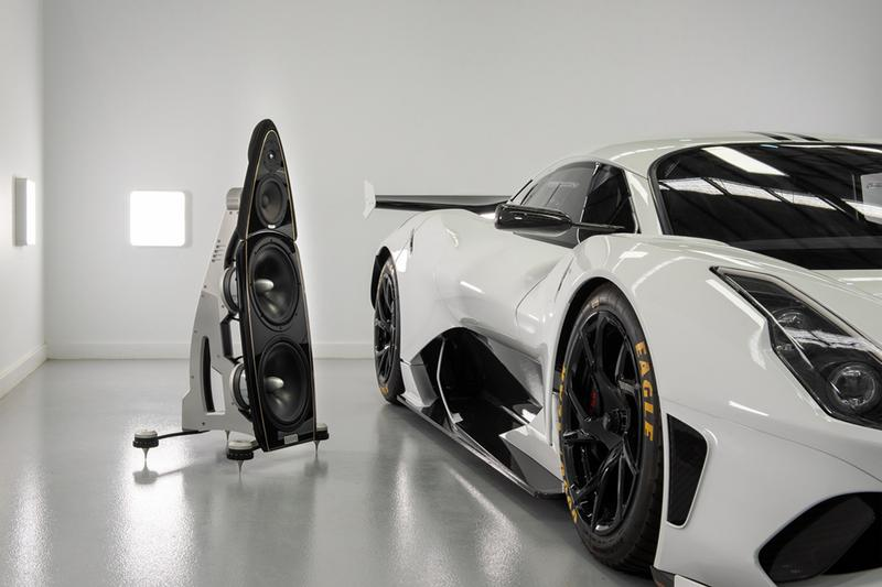 brabham automotive bt62 supercar racing kyron audio australia adelaide sound system amplifier