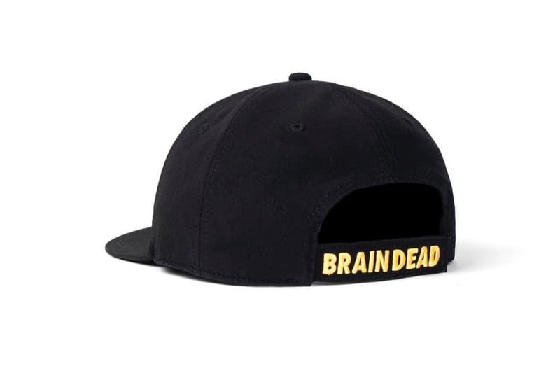 Prince Brain Dead 2020 Capsule menswear streetwear spring summer 2020 ss20 sports tennis court retro vintage graphics prints kyle ng