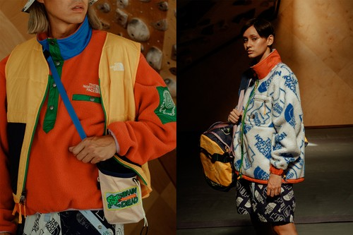 The North Face and Brain Dead Launch Climbing-Inspired FW20 Collection