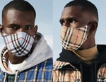 Burberry Launches Antimicrobial Face Masks