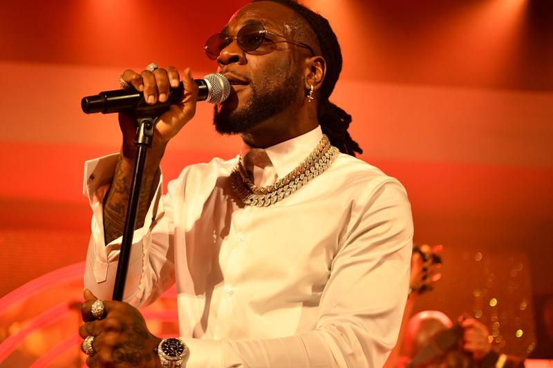 Burna Boy twice As Tall Release Date tracklist Info