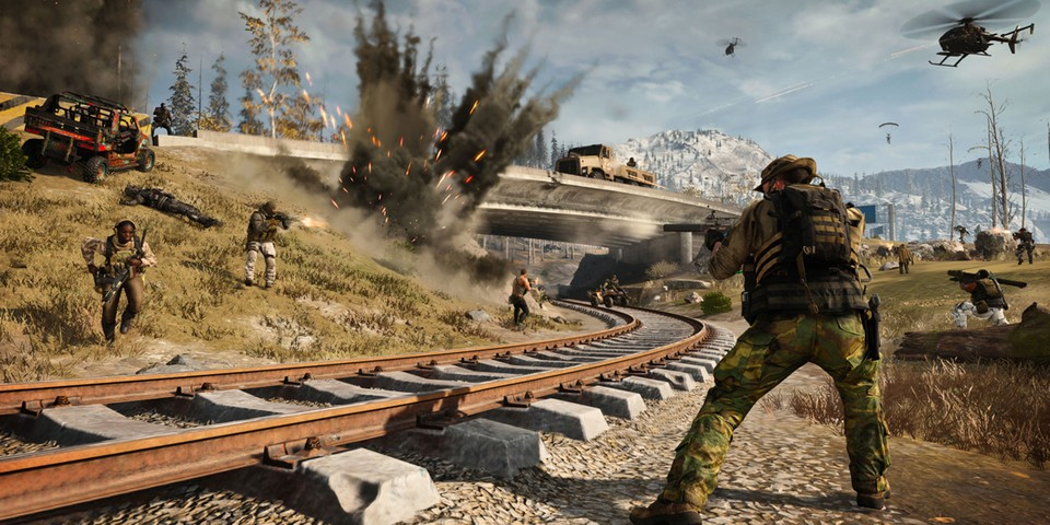 'Call of Duty' Season 5 Trailer Is Now Live, Shows Stadium Destroyed