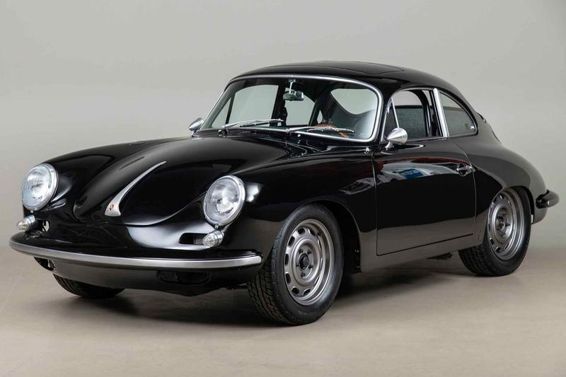 canepa 1963 porsche 356b outlaw custom vehicle car sale release vintage classic retro