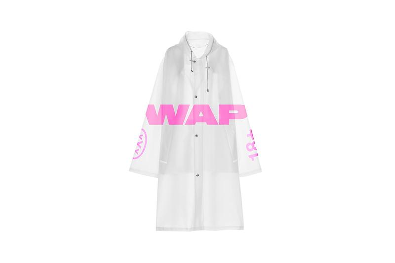 "Cardi B and Megan Thee Stallion ""WAP"" Merchandise Umbrella Rain Mac T-Shirts Sweatshirts Sweatpants Crop Tops Clothes Accessories Wet Ass Pussy"