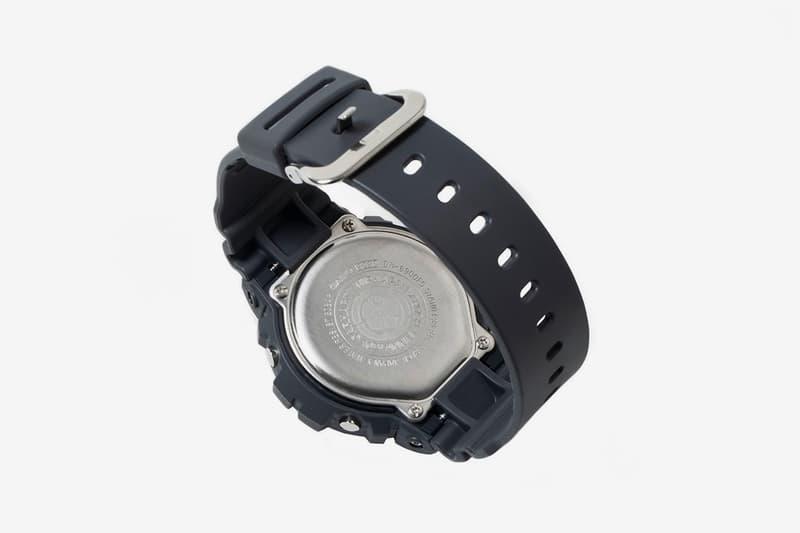 Carhartt WIP G SHOCK DW 6900 casio matte black sakura 10th anniversary summer 2020 capsule menswear streetwear watches timepieces